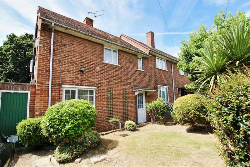 2 Bedrooms Semi Detached House for sale in Archery Walk, Hailsham BN27
