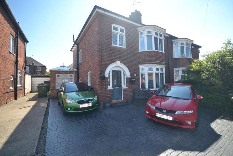 3 Bedrooms Semi Detached House for sale in Priory Grove, Redcar TS10