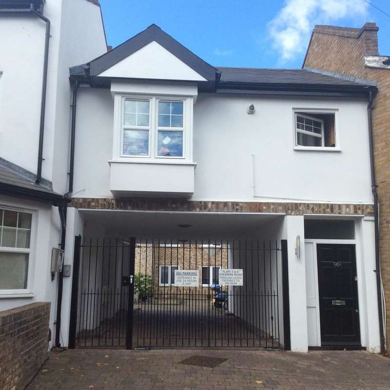 2 Bedrooms Maisonette Flat for sale in Coleman Road, Camberwell, London SE5