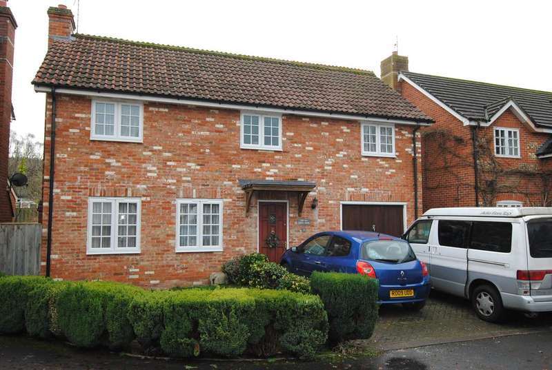 4 Bedrooms Detached House for sale in Catherine Court, Shrewton, Salisbury SP3