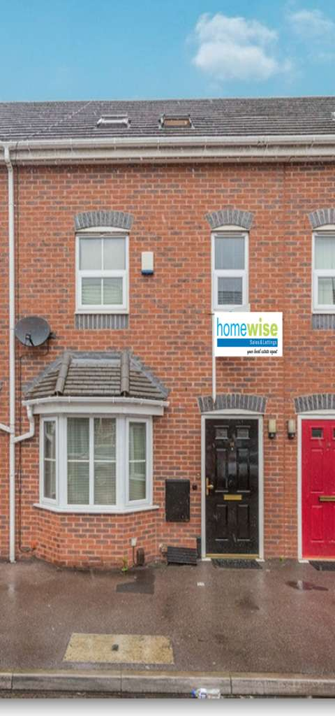 5 Bedrooms Town House for sale in Holte Rd, Greet, Birmigham B11