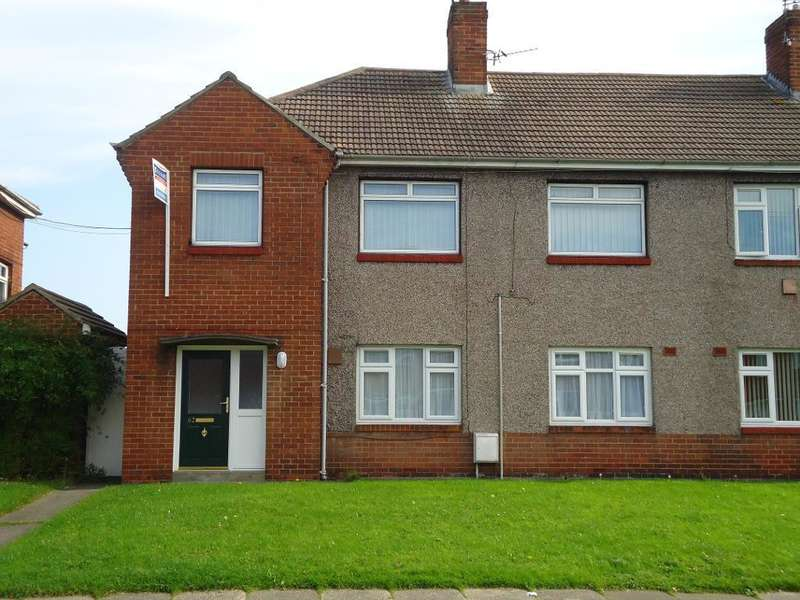 2 Bedrooms Flat for sale in Park Road, Ashington, NE63 8DN