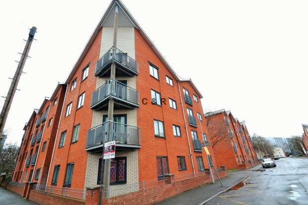 2 Bedrooms Apartment Flat for sale in Newbold Walk Hulme, M15 6gp Manchester