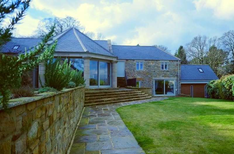5 Bedrooms Barn Conversion Character Property for sale in The Gin Gang, High Callerton Farm, Ponteland, Newcastle upon Tyne NE20