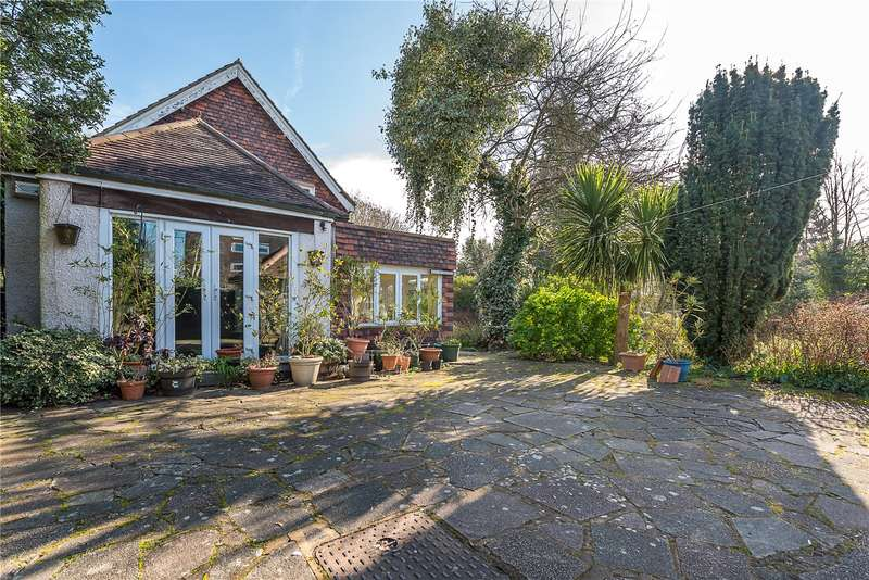 2 Bedrooms Detached House for sale in Galsworthy Road, Kingston upon Thames, KT2