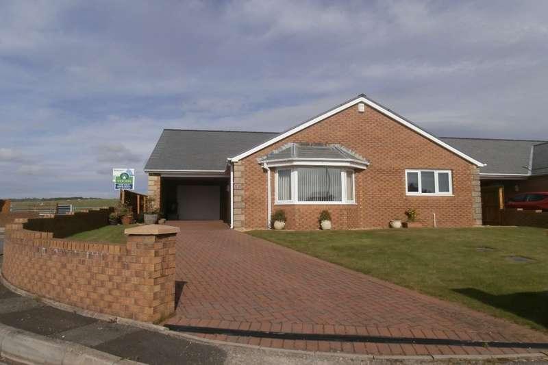 3 Bedrooms Detached Bungalow for sale in Eleanors Way, Cleator Moor, CA25