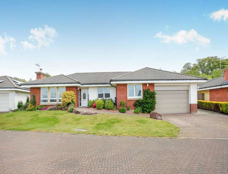 4 Bedrooms Detached Bungalow for sale in Turnberry Avenue, Dumfries, DG1