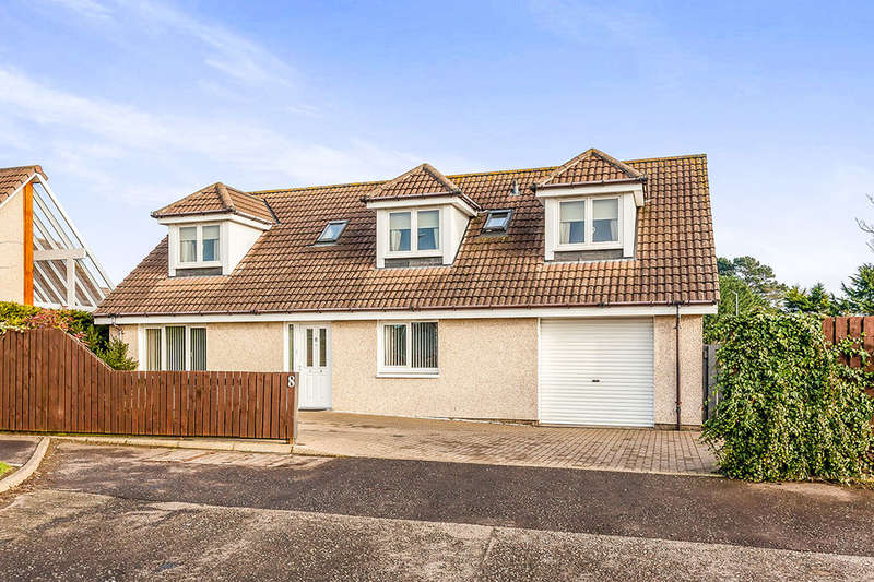 4 Bedrooms Detached House for sale in Coronation Avenue, Montrose, DD10