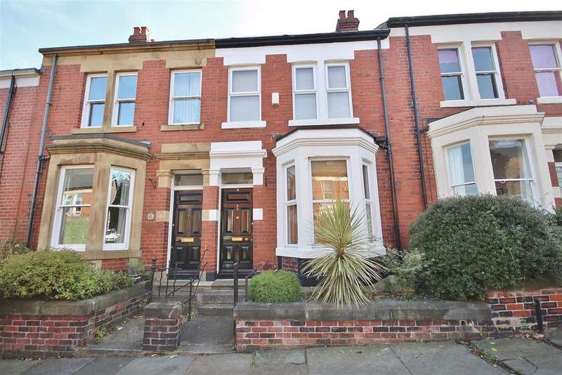 3 Bedrooms Terraced House for sale in 4 Kimberley Gardens, Jesmond Vale, Newcastle upon Tyne NE2