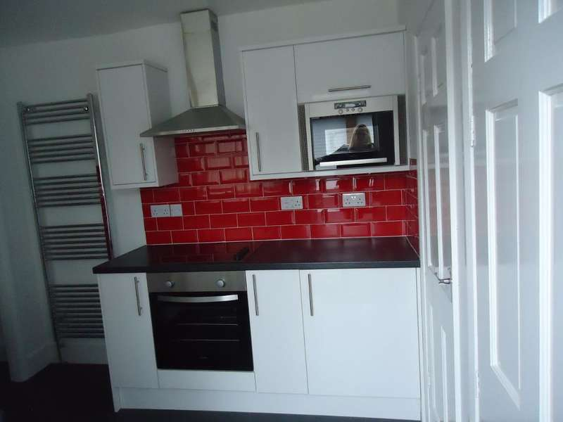 2 Bedrooms Terraced House for sale in Seventh Row, Ashington, NE63 8HX