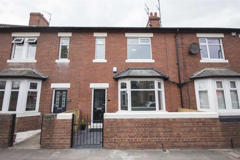 2 Bedrooms Terraced House for sale in 120 Salters Road, Gosforth, Newcastle upon Tyne NE3