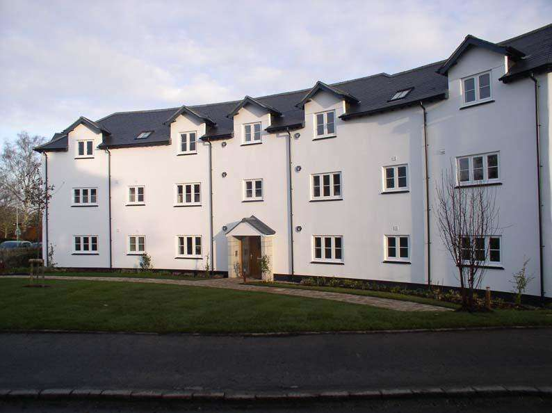 2 Bedrooms Apartment Flat for sale in Stannary Gardens, Chagford TQ13