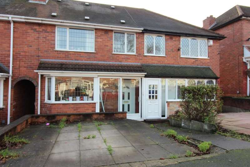 3 Bedrooms Terraced House for sale in Sterndale Road, Great Barr B42