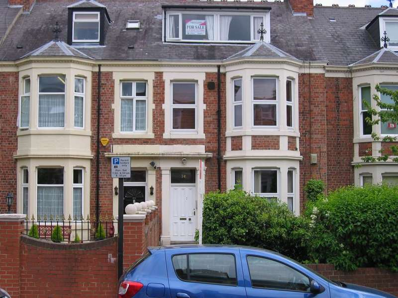 3 Bedrooms Flat for sale in St George's Terrace, Jesmond, Newcastle upon Tyne NE2