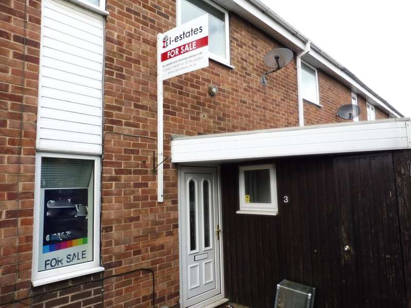 3 Bedrooms Town House for sale in Richardson Walk, Wombwell, Barnsley, South Yorkshie S73