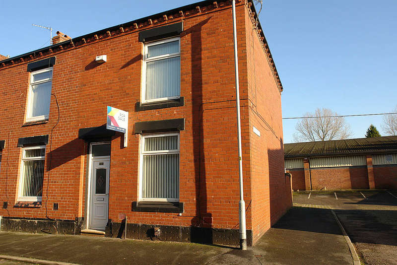 2 Bedrooms End Of Terrace House for sale in 25 County Street, Oldham