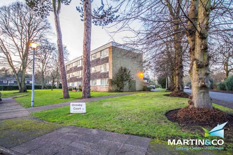 2 Bedrooms Flat for sale in Ormsby Court, Richmond Hill Road, Edgbaston, B15