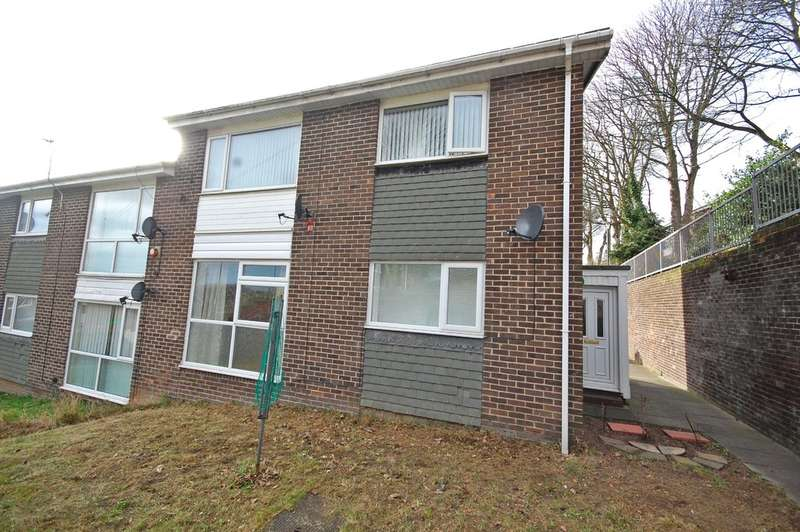 2 Bedrooms Ground Flat for sale in Staindrop Road, Newton Hall, Durham