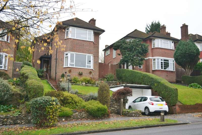4 Bedrooms Detached House for sale in Mitchley Avenue, Purley, CR8 1DN
