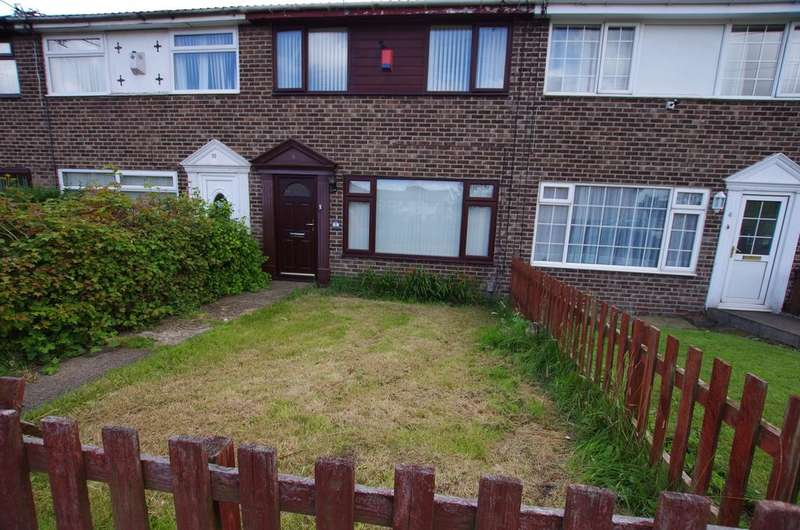 3 Bedrooms Town House for sale in HARROGATE AVENUE, BRADFORD, WEST YORKSHIRE, BD3 0LH