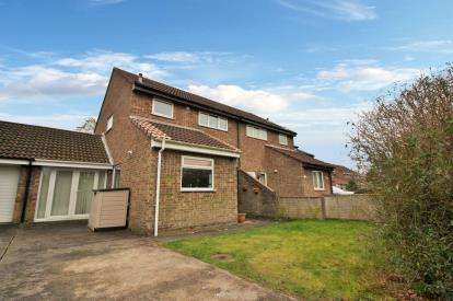 3 Bedrooms Detached House for sale in Falcon Close, Patchway, Bristol