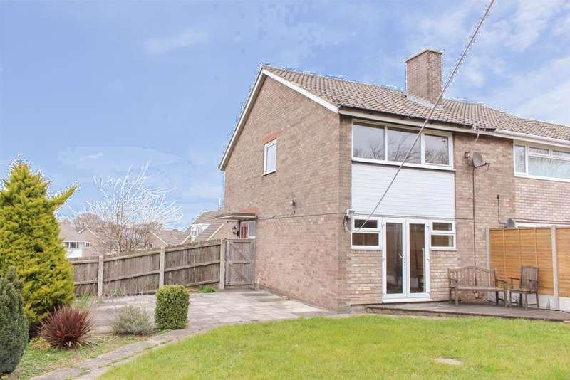 3 Bedrooms Semi Detached House for sale in Falkland Road, Catterick Garrison, North Yorkshire. DL9 4DZ
