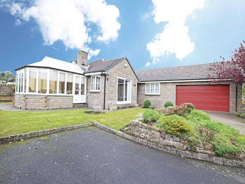 3 Bedrooms Detached Bungalow for sale in Malting Close, Bellingham NE48