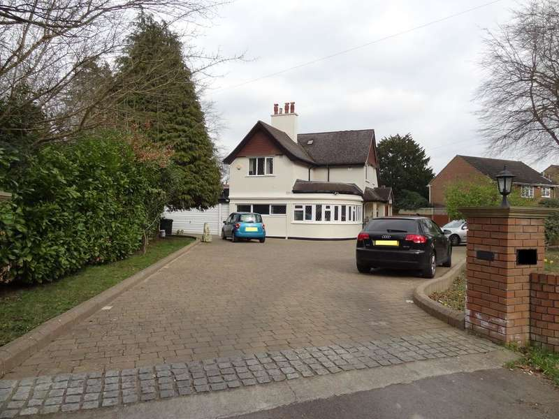 4 Bedrooms Detached House for sale in Hayes Lane, Kenley CR8