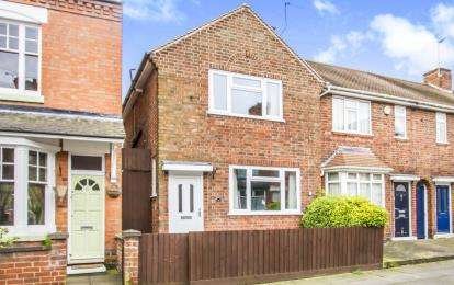 2 Bedrooms End Of Terrace House for sale in Lorraine Road, Leicester, Leicestershire