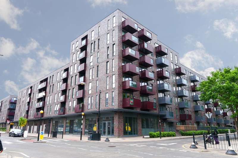 1 Bedroom Flat for sale in Graciosa Court,, Hardford Street E1