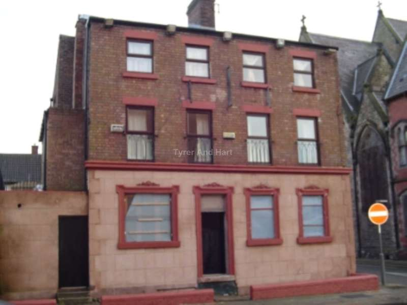 5 Bedrooms Commercial Property for sale in Upper Frederick Street, Liverpool City Center