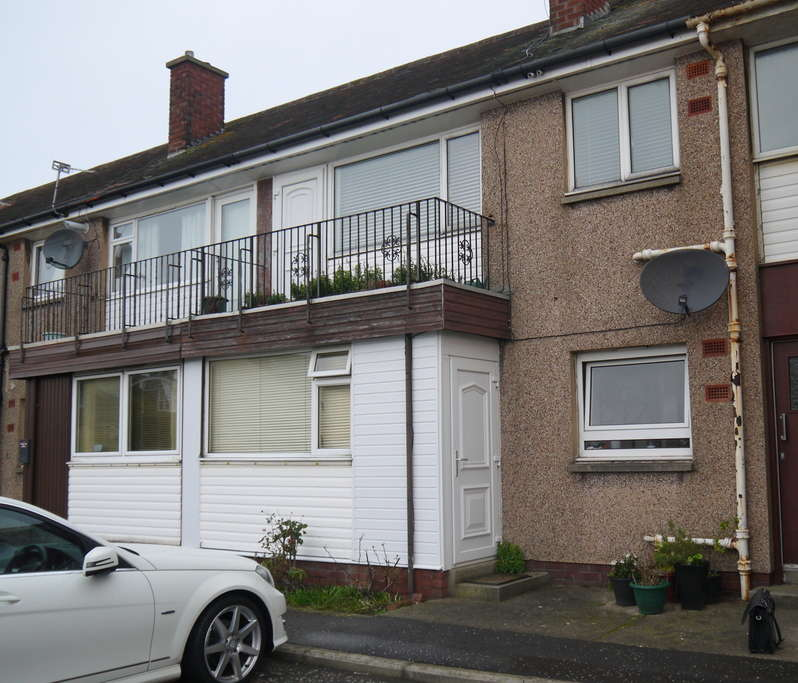 1 Bedroom Flat for sale in Templerigg Court, Prestwick, KA9