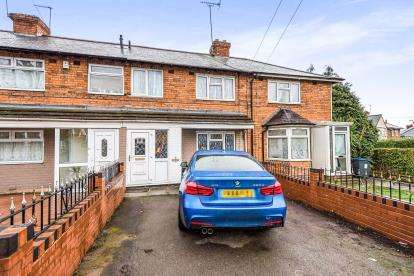3 Bedrooms Terraced House for sale in Round Road, Erdington, Birmingham, West Midlands