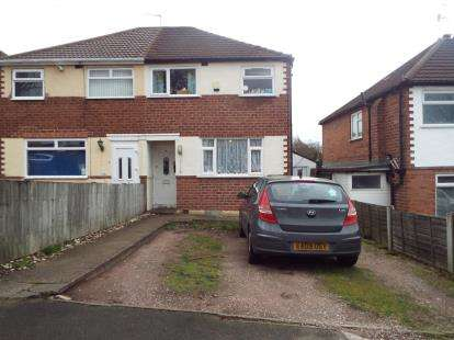2 Bedrooms Semi Detached House for sale in Tresham Road, Birmingham, West Midlands