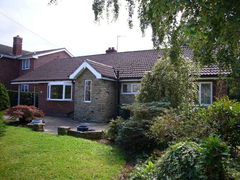 3 Bedrooms Detached Bungalow for sale in Riccall, Nr York