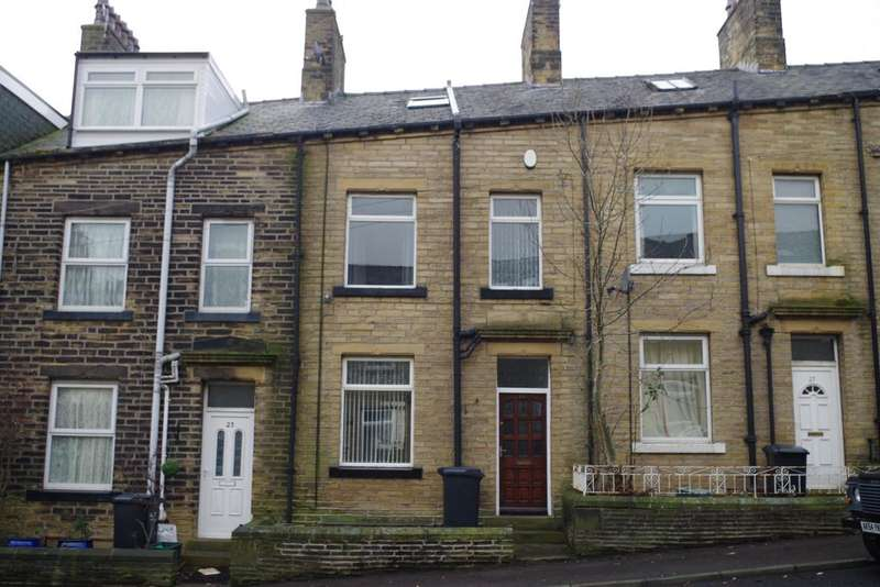 3 Bedrooms Terraced House for sale in Albert Road, Sowerby Bridge, Halifax HX6