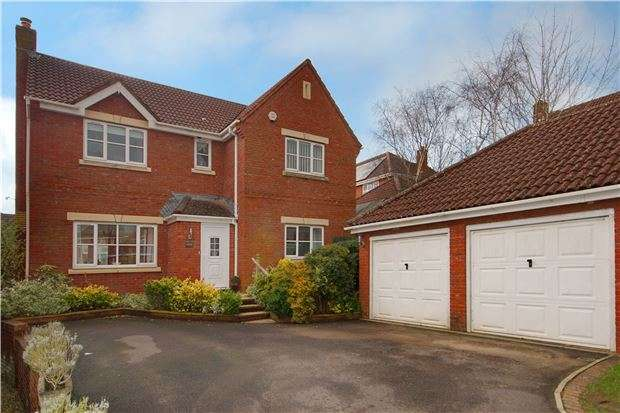 4 Bedrooms Detached House for sale in The Dingle, Yate, BRISTOL, BS37 7GA
