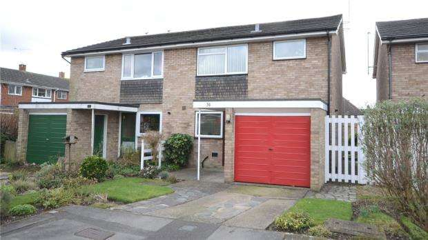 3 Bedrooms Semi Detached House for sale in St. Pauls Gate, Wokingham, Berkshire