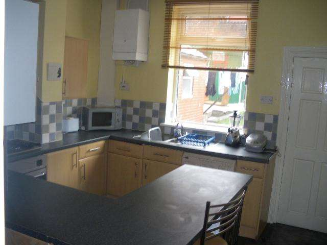 3 Bedrooms Terraced House for sale in Upwell Street, Sheffield, S4 8AN
