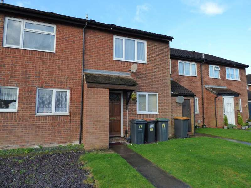 2 Bedrooms Terraced House for sale in Alburgh Close, Bedford, MK42 0HG