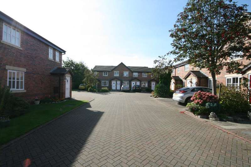 3 Bedrooms Semi Detached House for sale in Ely Mews, Churchtown, Southport, PR9 7LD
