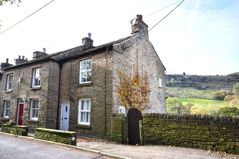 2 Bedrooms End Of Terrace House for sale in Hawkins Lane, Rainow, Macclesfield