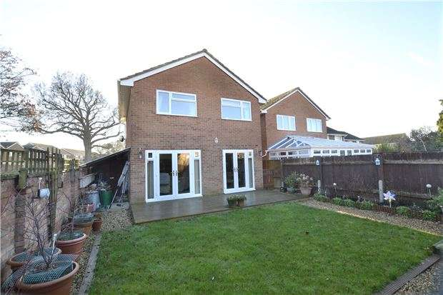 3 Bedrooms Detached House for sale in Westland Road, Hardwicke, GLOUCESTER, GL2 4QH