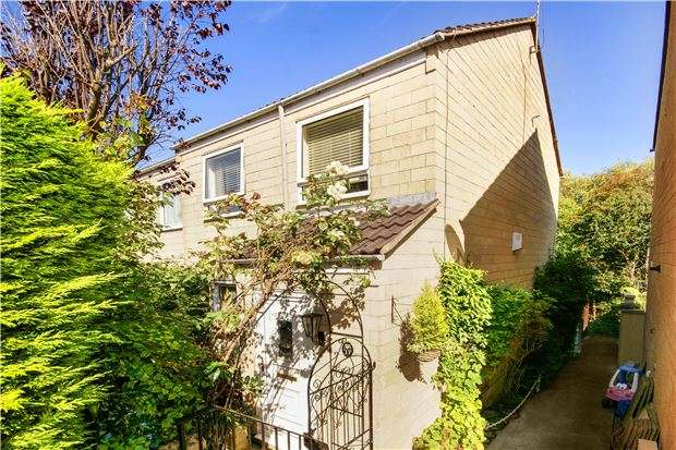 3 Bedrooms Terraced House for sale in Cheviot Way, Oldland Common, BS30 8QB