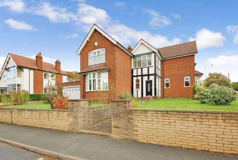 5 Bedrooms Detached House for sale in Riley Cresent, Penn, Wolverhampton WV3