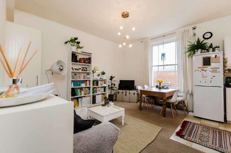 1 Bedroom Flat for sale in De Crespigny Park, Denmark Hill, SE5