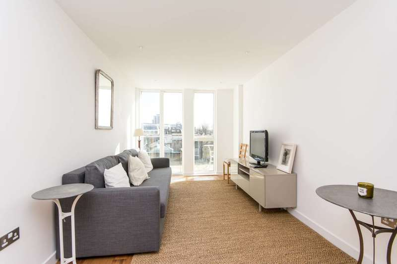 1 Bedroom Flat for sale in Goldhawk Road, Shepherd's Bush, W12