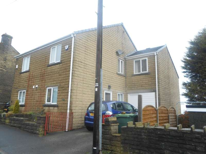 3 Bedrooms Semi Detached House for sale in Hillcrest Road, Denholme BD13