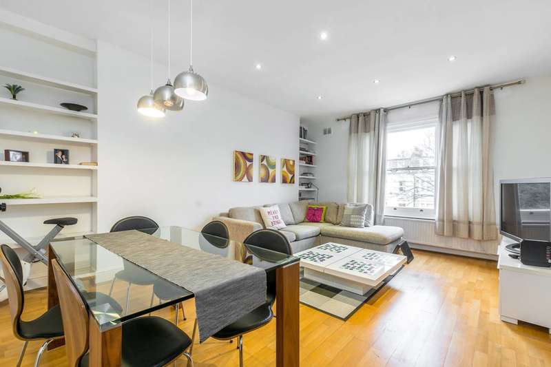 2 Bedrooms Flat for sale in Elsham Road, Holland Park, W14