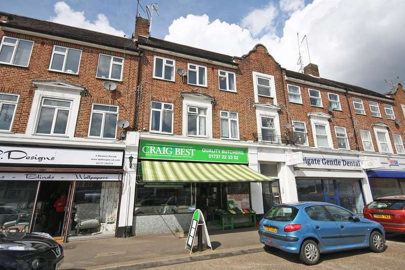 2 Bedrooms Flat for sale in Western Parade, Reigate RH2